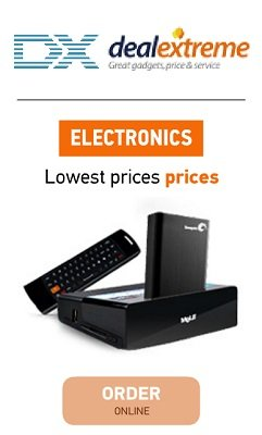 Extra 4% off for consumer electronics!